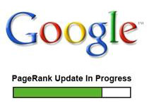 Pagerank Update Sep 2008